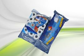 Plastic Industry Chatzikosmas | Automatic packaging bags