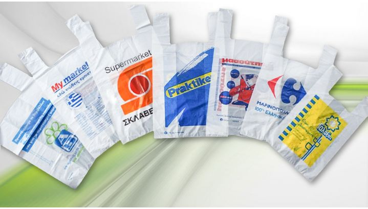 Plastic industry chatzikosmas | t-shirt bags for SM